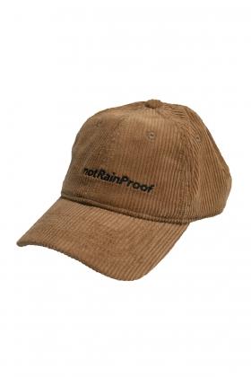 NOT RAIN PROOF CORDUROY DAD CAP